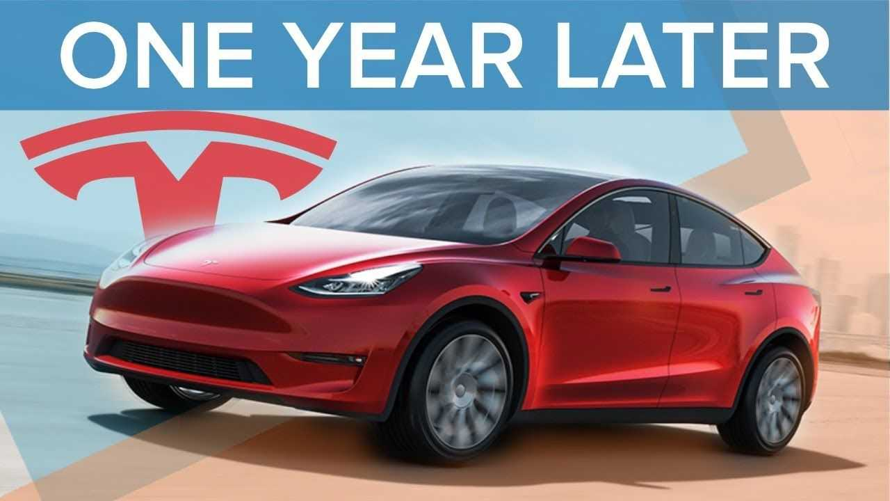 Tesla Model Y One Year Later: How Has This Electric ...