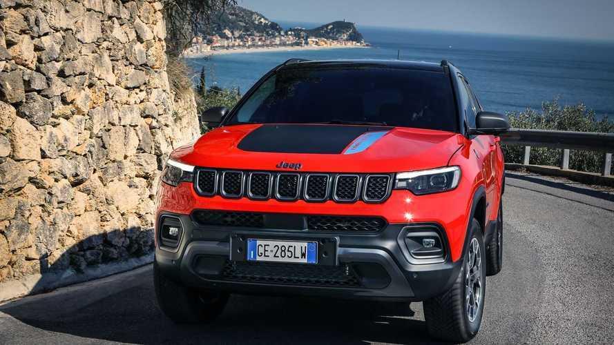 Já dirigimos: Novo Jeep Compass também evolui na versão híbrida