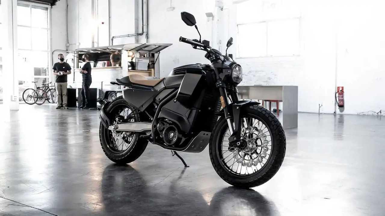 PURSANG E-Track, moto eléctrica española