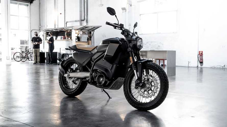 Así es la primera moto eléctrica de Pursang Motorcycles