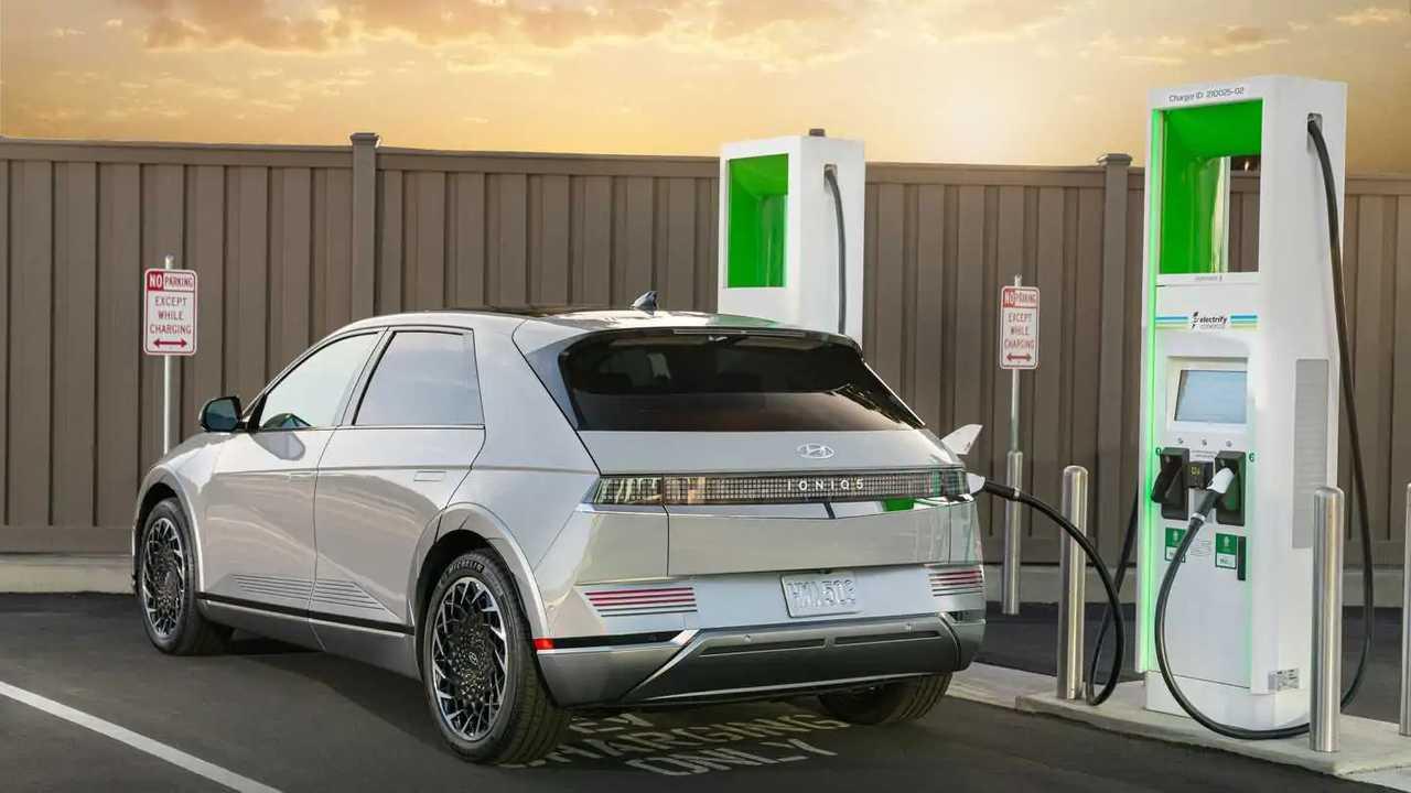 Hyundai Electrify America partnership