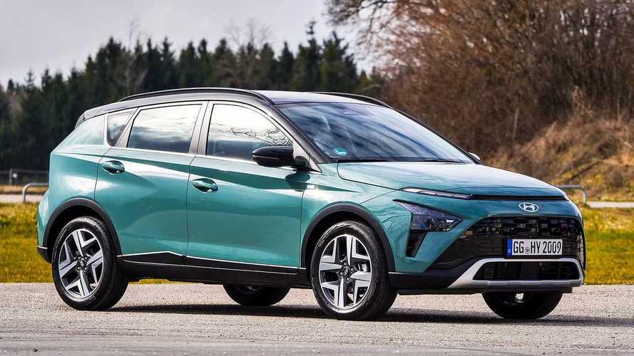 Hyundai Bayon (2021): Kleines SUV im ersten Test