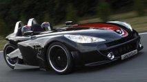 Vergessene Studien: Peugeot 20Cup (2005)