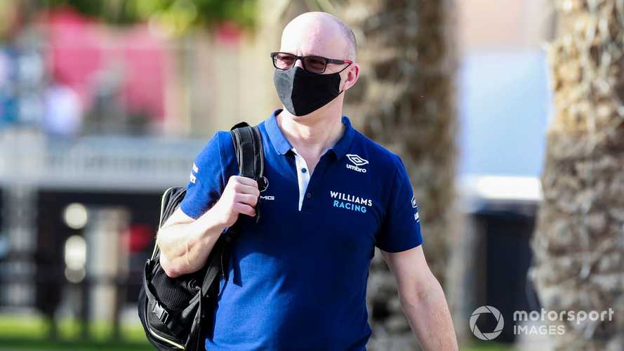 Williams explains departure of ex-F1 team principal Roberts