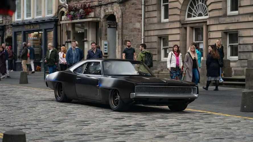 Así es el Dodge Charger de 850.000 euros de Fast & Furious