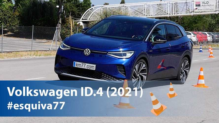 Volkswagen ID.4 Posts Mediocre Moose Test Results
