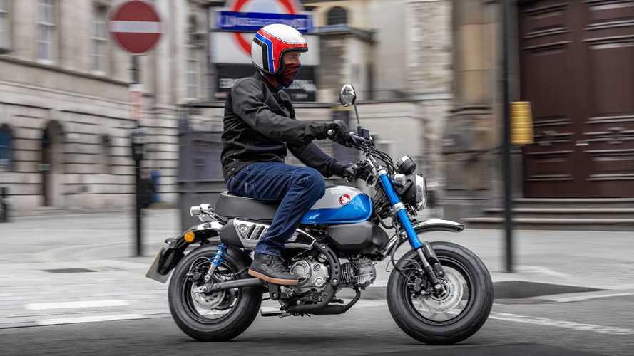 Menor que Pop 100: Honda renova a Monkey para 2022