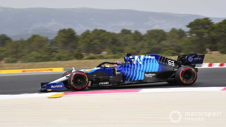 Russell: 12th on merit my best drive for Williams