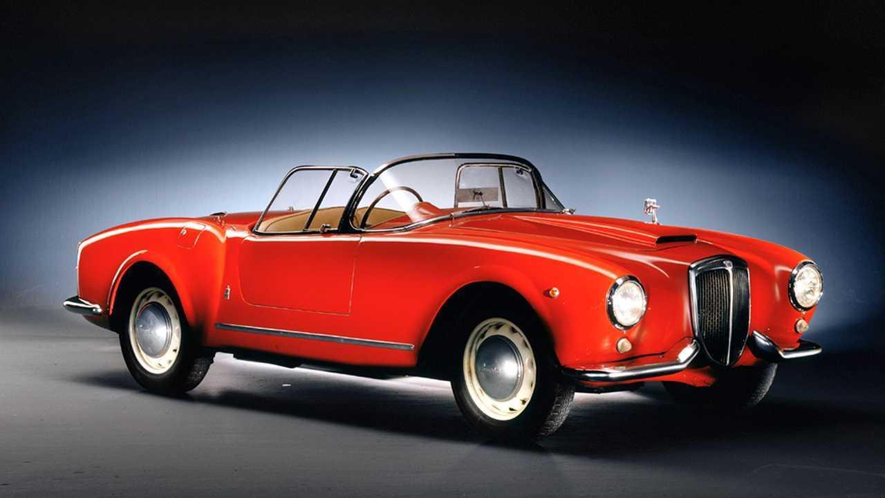 Lancia Aurelia B24 Spider (1954/55)