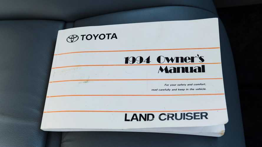 Subasta Toyota Land Cruiser FZJ80 de 1994