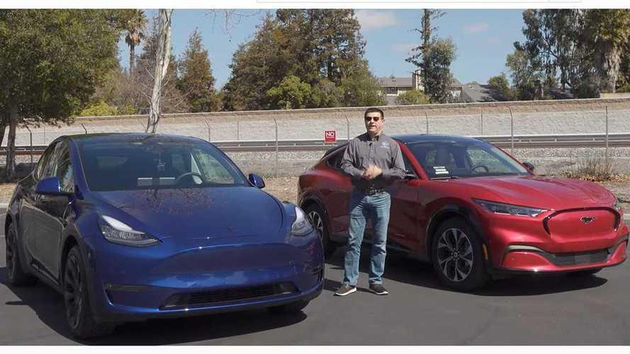 Ford Vs Tesla: Crossover Range War