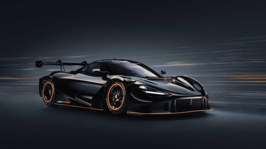 McLaren 720S GT3X: un deportivo de circuito para 'track days'