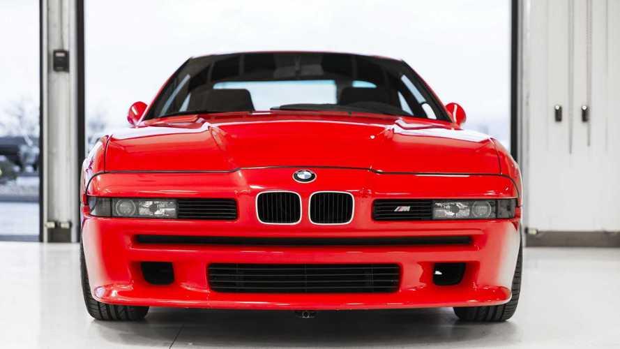 Újra üzemképes a világ egyetlen BMW M8-asa az E32-es generációból