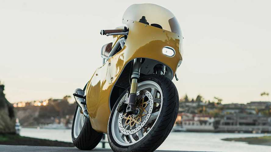 Stunning UpCycle Ducati 998 Is A Neo-Retro Sportbike