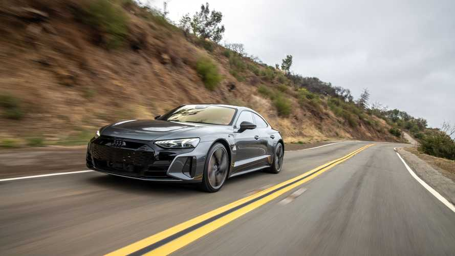 Audi E-Tron GT and RS E-Tron GT US Drive