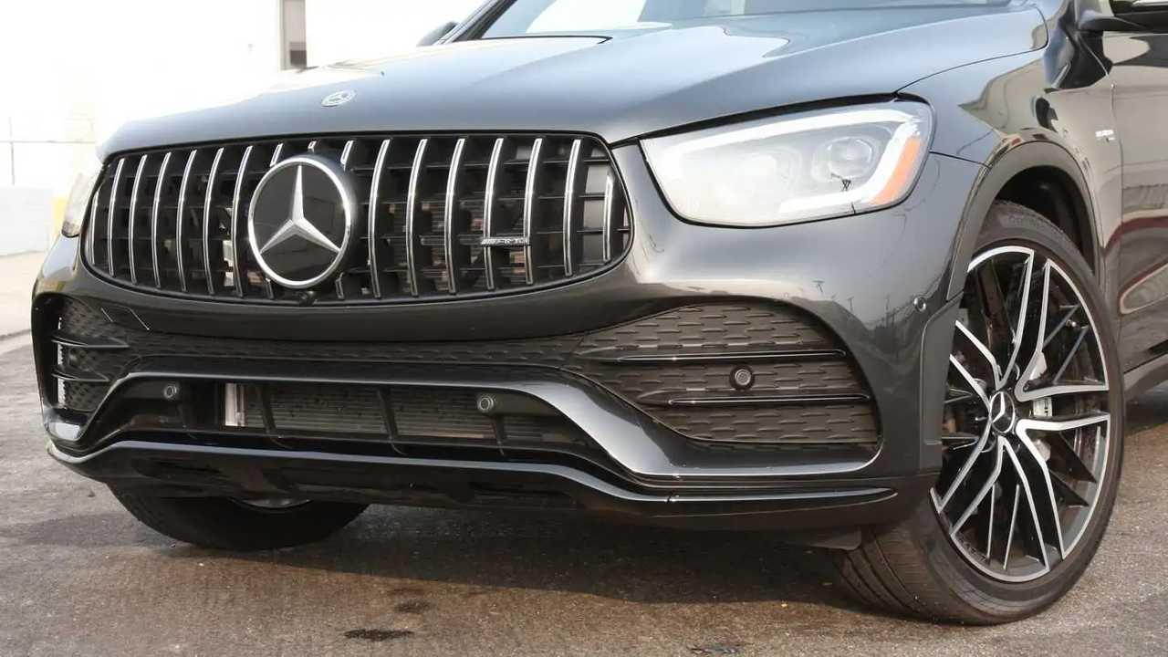 Mercedes GLC had lowest price increase in June
