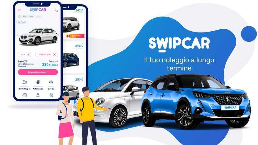 Arriva Swipcar, la piattaforma online del noleggio a lungo termine