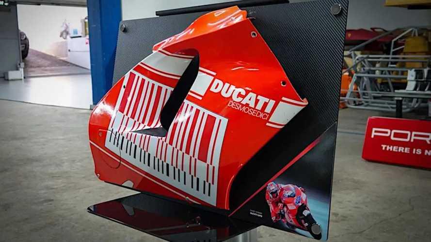 Casey Stoner's 2009 Ducati Desmosedici GP Fairing