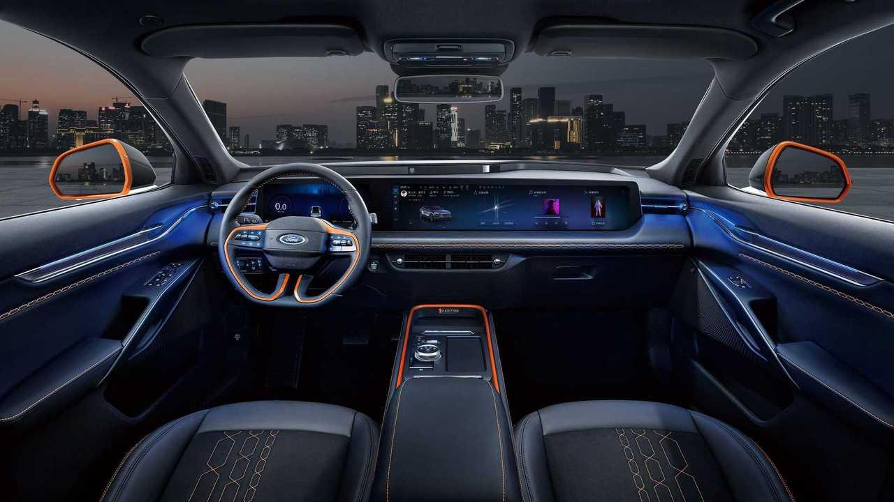 Новые подробности про электромобиль Ford на шасси VW