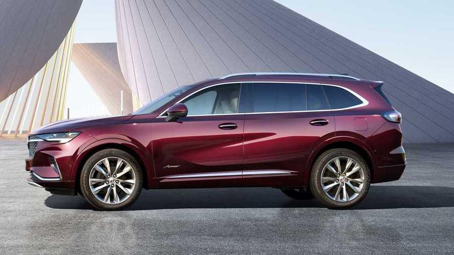 Buick Envision Plus SUV, Verano Pro Sedan Debut At Auto Shanghai