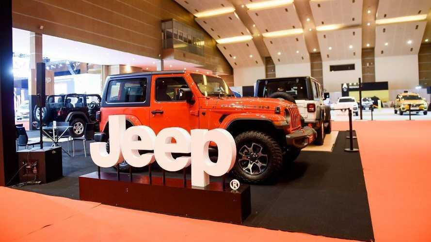 Jeep Indonesia Boyong Produk Andalannya di IIMS Hybrid