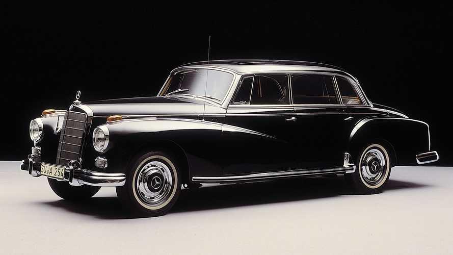 70 Jahre Mercedes 220 (W 187) und 300 (W 186/189)