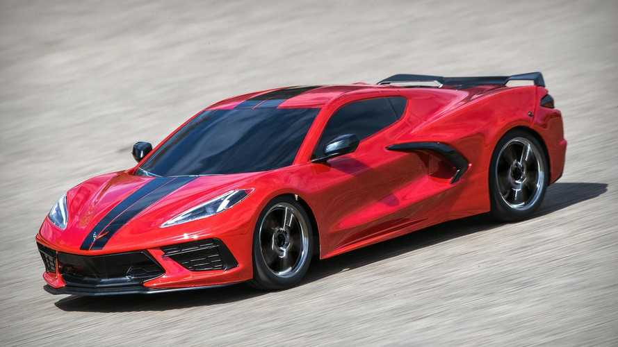 Traxxas Debuts Radio-Controlled Corvette C8 On Bigger, Better Chassis