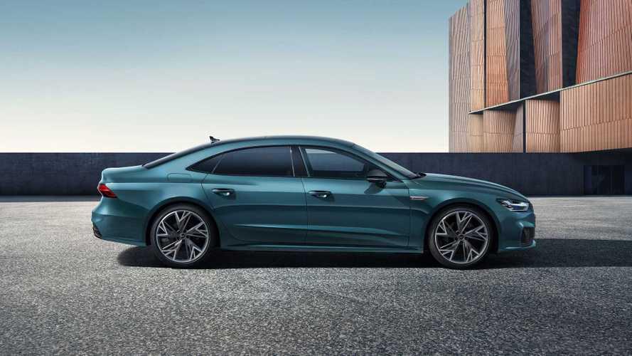 Audi A7L 2021 Resmi Terungkap, Sedan dengan Legroom Lega