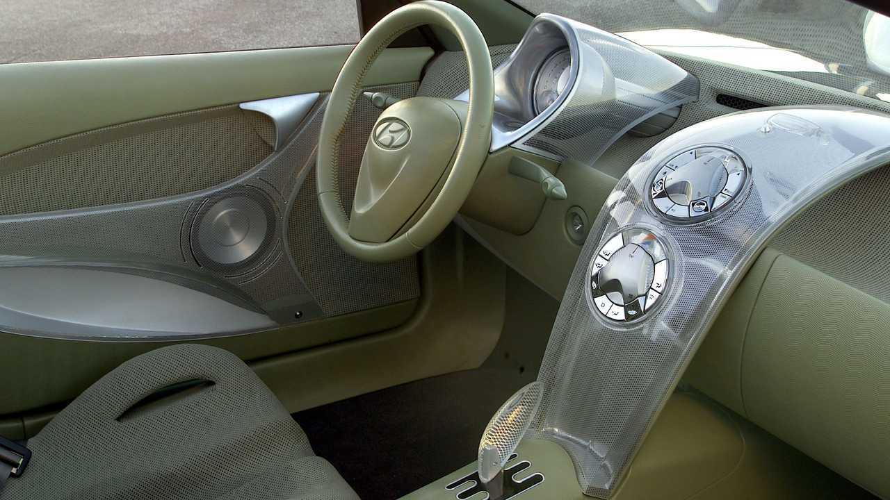 Hyundai HCD6 concept (2001)