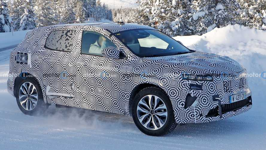 2022 Renault Kadjar Spied For The First Time With Production Body