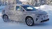 Renault Kadjar (2021) erstmals mit Serienkarosserie erwischt