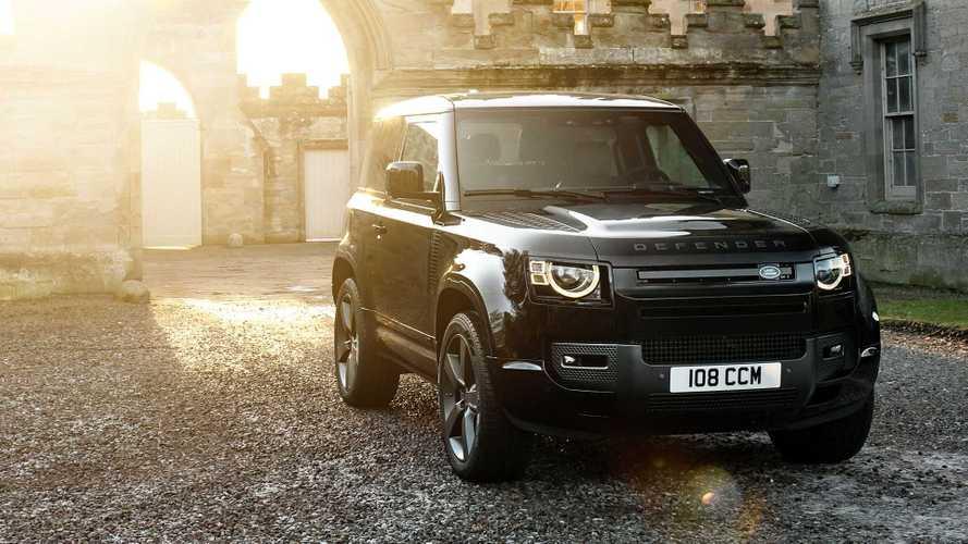 Land Rover Defender pode ganhar motor BMW com mais de 600 cv