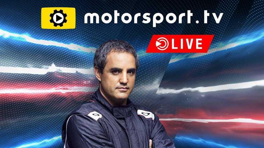 Motorsport Network contrata Juan Pablo Montoya para Motorsport.tv