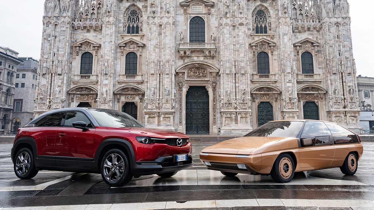 Mazda MX-81 Aria concept e docufilm