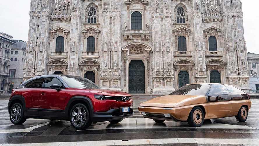 Mazda y los lazos entre Japón e Italia