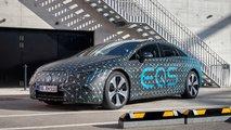 Mercedes EQS  mehr technische Daten