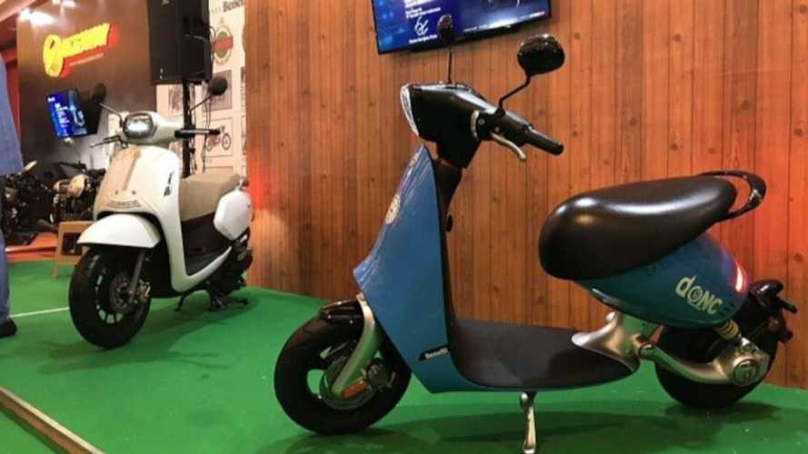 Benelli Launches Asia-Specific Dong Electric Scooter