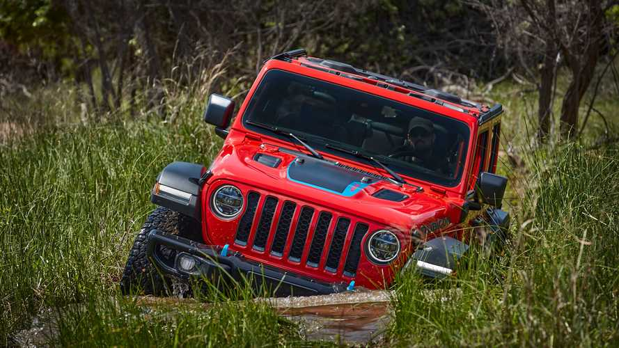Jeep Wrangler 4xe And C8 Corvette Are Fastest-Selling Cars In April