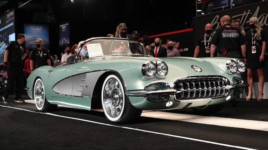 Kevin Hart's 1959 Chevrolet Corvette Custom Convertible