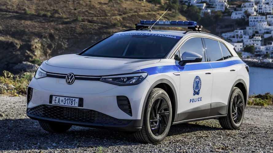Volkswagen transforma ilha grega que terá apenas carros elétricos