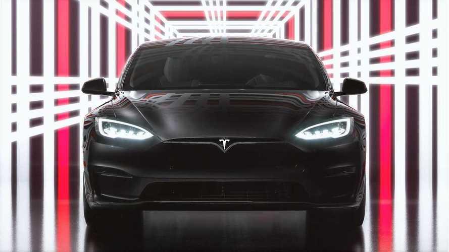 Tesla Model S Plaid Delivery Event Confirmed For June 10