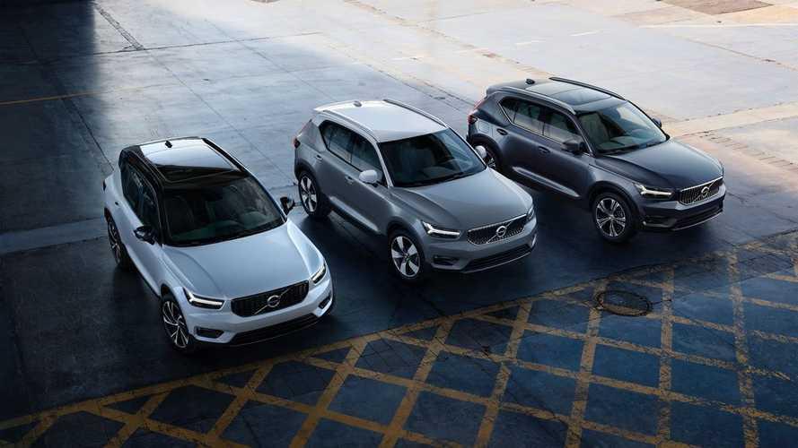 Volvo XC40 híbrido ganha novas versões com preço inicial de R$ 244.950