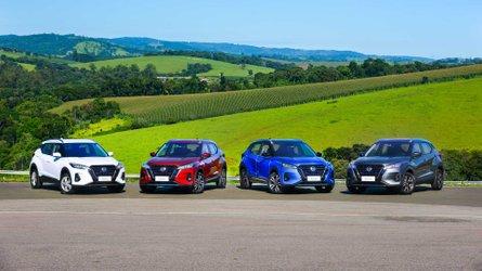 Novo Nissan Kicks 2022: veja fotos de todas as versões e o que muda entre elas