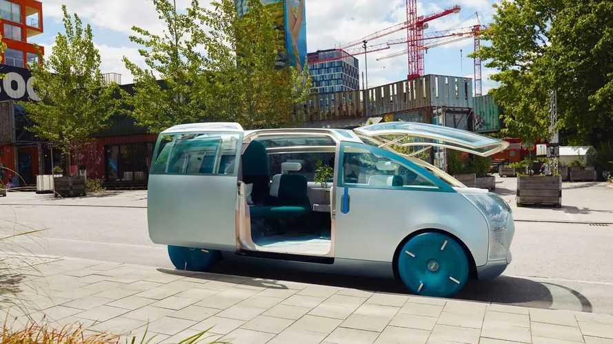 Mini Urbanaut Vision Becomes A Real Vehicle