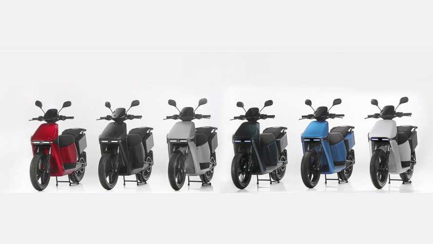 Italian Electric Scooter Startup WOW Releases Its First Two Scoots