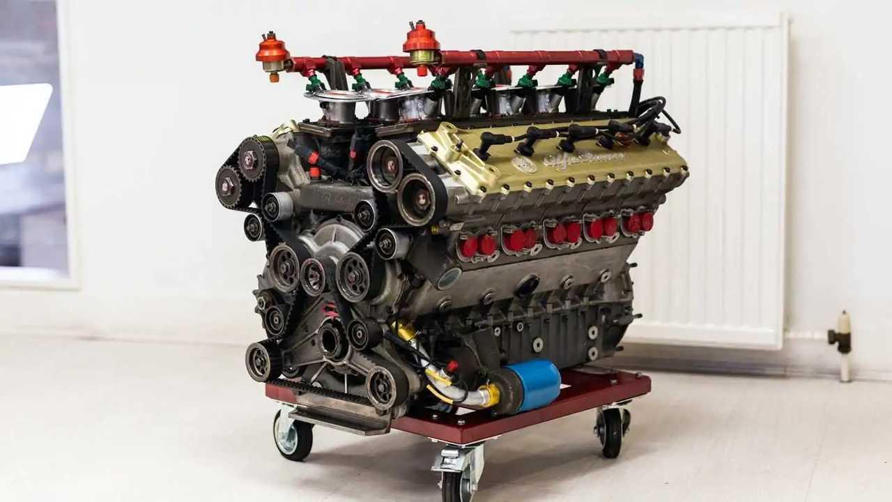 Alfa Romeo V10 F1 engine for sale
