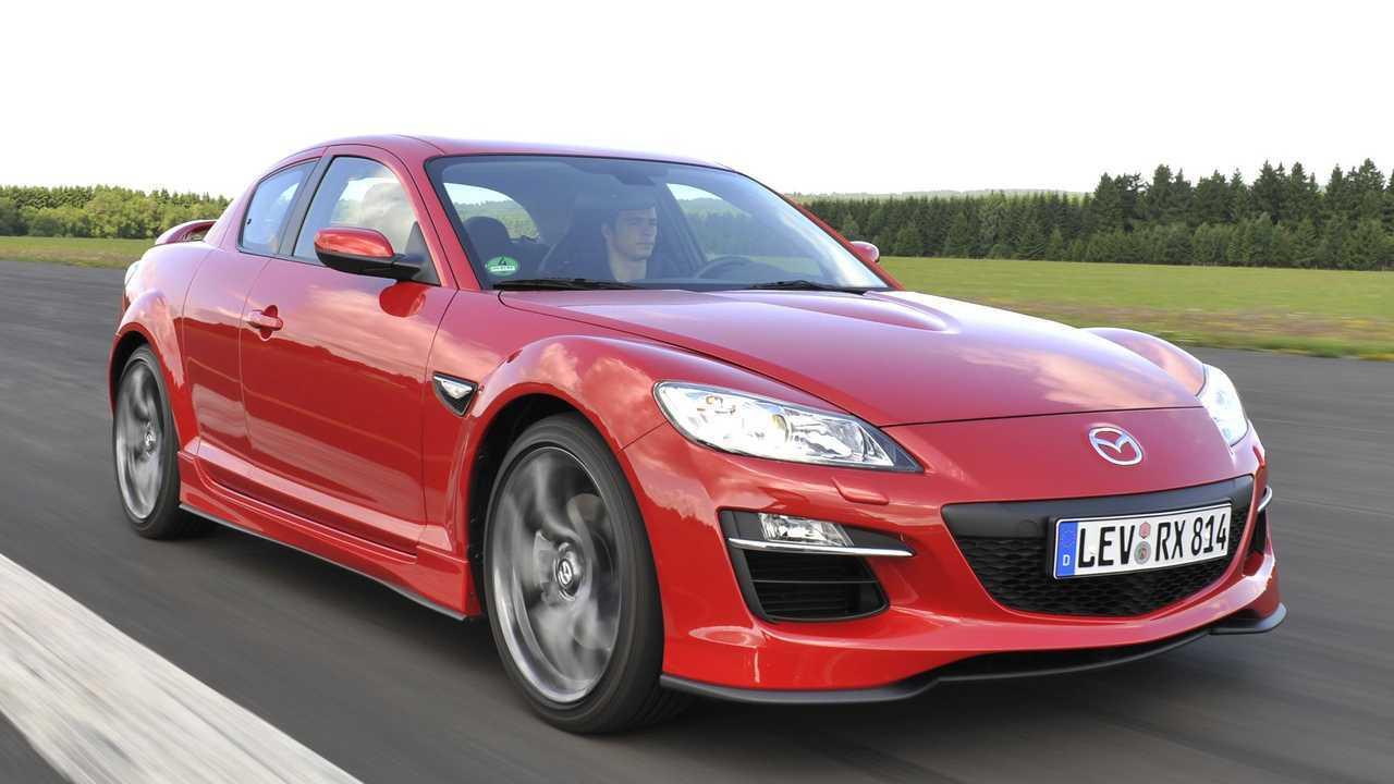 Mazda RX-8 (2003-2012)