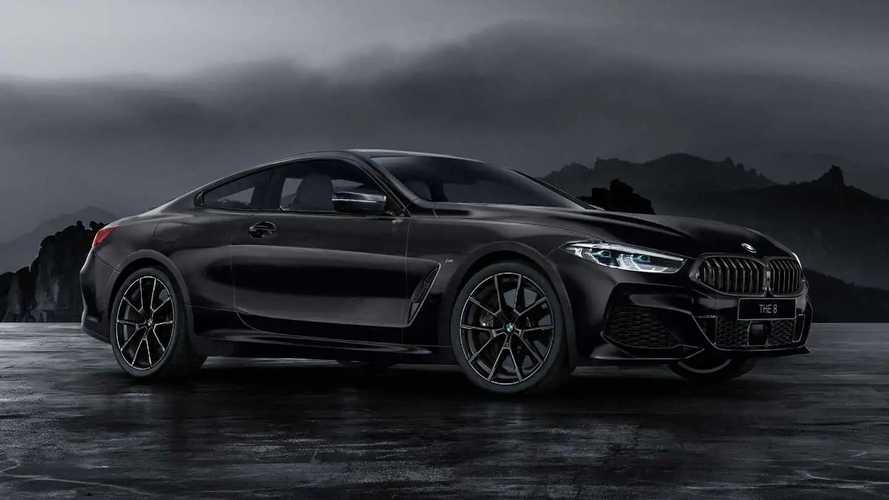 BMW Seri 8 Frozen Black Edisi Jepang