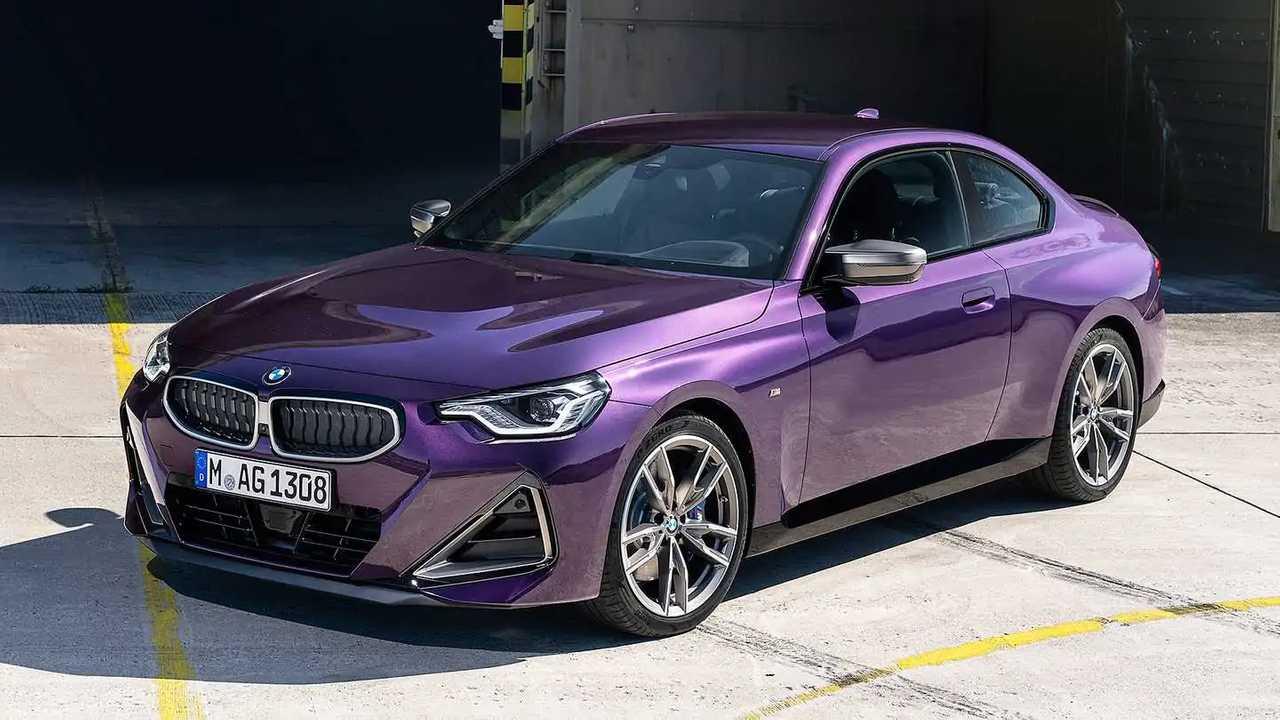 Nuova BMW Serie 2 Coupé (2021)