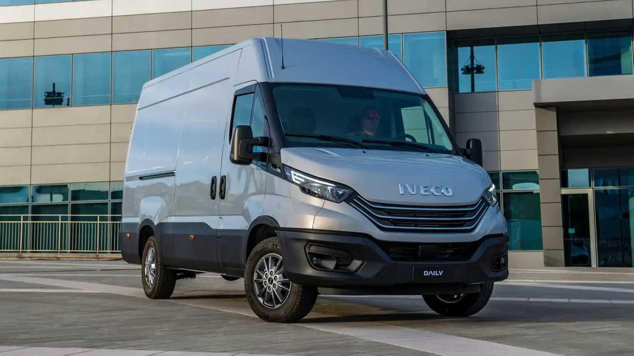 Iveco Daily Van (2021)